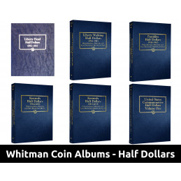 Whitman Coin Album for Half...