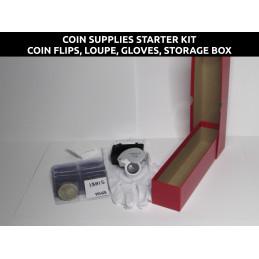 Coin Supplies Starter Kit -...