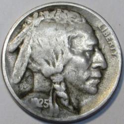 1925 S Buffalo Nickel - Fine