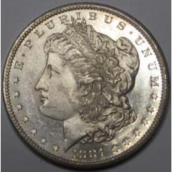 1881 S Morgan Dollar -...