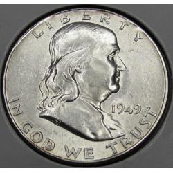 1949 P Franklin Half Dollar...