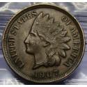 1907 Indian Head Cent - AU details