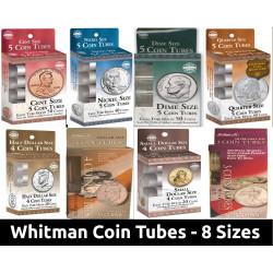 Whitman Round, Clear Coin...