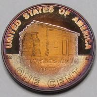 2009 Lincoln Bicentennial Cents